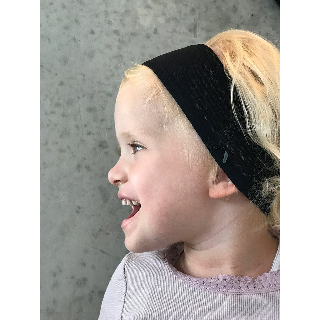 Headbands for cochlear implants and hearing aids