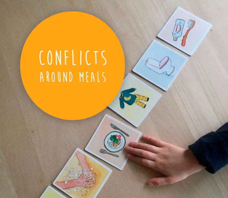 Conflicts around mealtime